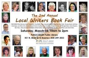 Book Fair 2015 Poster